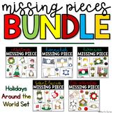 Holidays Around the World Missing Pieces Task Box   Task B