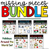 Holidays Around the World Missing Pieces Task Box | Task B