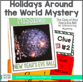 Holidays Around the World Inferencing Mystery for New Year's Eve
