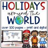 Winter Holidays Around the World - Travel to 12 Countries!!!
