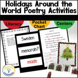 Holidays Around the World Poem Freebie
