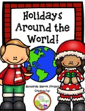 Holidays Around the World {Research Project and Posters}
