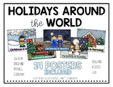 Holidays Around the World Posters