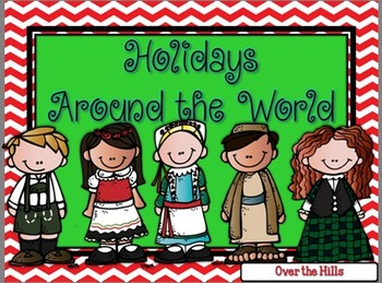 Holidays Around the World--PowerPoint and Activities/Crafts