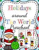 Holidays Around the World Preschool Printables