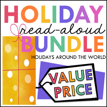 Holidays Around the World | Read-Aloud Bundle Vol. 1