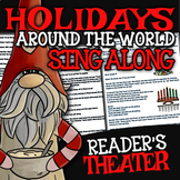 Holidays Around the World Reader's Theater ☆ Christmas Reader's Theater Script