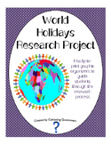 Holidays Around the World Research Project