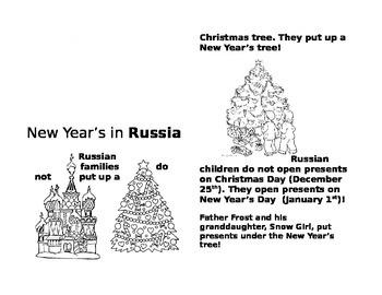 Holidays Around the World, Russian New Year's
