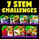 Holidays Around the World STEM Activities BUNDLE (With Christmas STEM Activity)