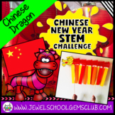 Holidays Around the World STEM Activities (Chinese New Year STEM Challenge)