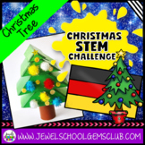 Holidays Around the World STEM Activities (Christmas Tree STEM Challenge)