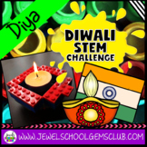 Holidays Around the World STEM Activities (Diwali STEM Challenge)