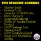 Holidays Around the World STEM Activities (Kwanzaa STEM Challenge)