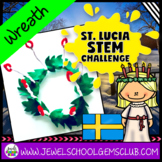 Holidays Around the World STEM Activities (St. Lucia STEM
