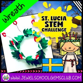 Holidays Around the World STEM Activities (St. Lucia STEM Challenge)