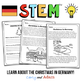 Holidays Around the World STEM Activity: Germany - NGSS Aligned