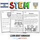 Holidays Around the World STEM Activity: Israel Hanukkah (Chanukkah)