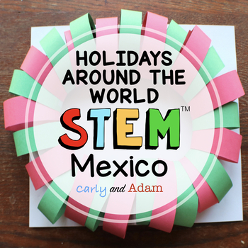 Mexican Christmas.Mexican Christmas And Three Kings Day Stem Activity