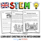 Holidays Around the World STEM Activity: United Kingdom - NGSS Aligned