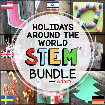 Holidays Around the World STEM Challenges