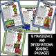 Holidays Around the World STEM Makerspace 8 Task Cards {Christmas and Winter}