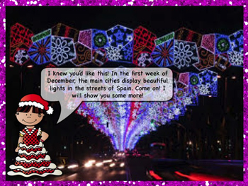 Christmas Around the World Powerpoint- SPAIN!