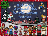 Christmas Around the World Powerpoint- SPAIN