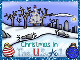 Christmas Around the World Series Powerpoint- USA!