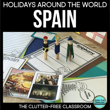 Holidays Around the World | Spain | Epiphany