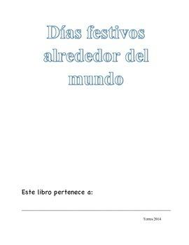 Holidays Around the World (Spanish)