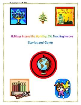Holidays Around the World Stories and Game