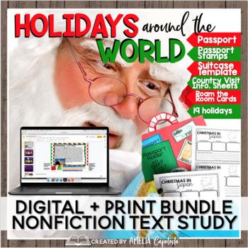 Holidays Around the World Study