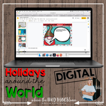 Holidays Around the World Study
