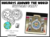 Holidays Around the World Suitcase