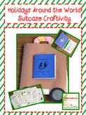 Holidays Around the World Suitcase Craftivity Freebie!!!