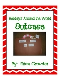 Holidays Around the World Suitcase ~ Freebie
