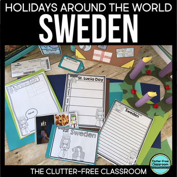 Holidays Around the World Sweden St. Lucia Day
