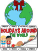 Holidays Around the World Tab-Its and Brochures