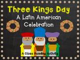 Holidays Around the World - Three Kings Day - Close Reading