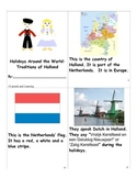 Holidays Around the World:  Traditions of Holland