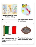 Holidays Around the World:  Traditions of Italy