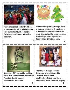 Holidays Around the World:  Traditions of Pakistan