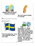 Holidays Around the World:  Traditions of Sweden