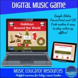 Holidays Around the World Trivia | Digital Music Game