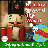 HOLIDAYS AROUND THE WORLD: Passports and Booklets for Research