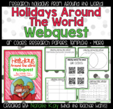 Holidays Around the World Webquest