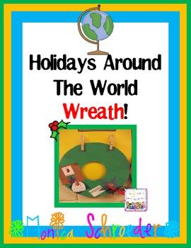 Holidays Around the World Wreath!