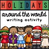 Holidays Around the World Writing Book