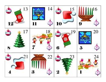 Holidays Around the World- primary